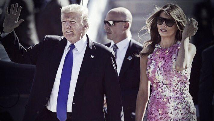 Całe USA żyje aferą! Trump nie uprawia seksu z Melanią bo...