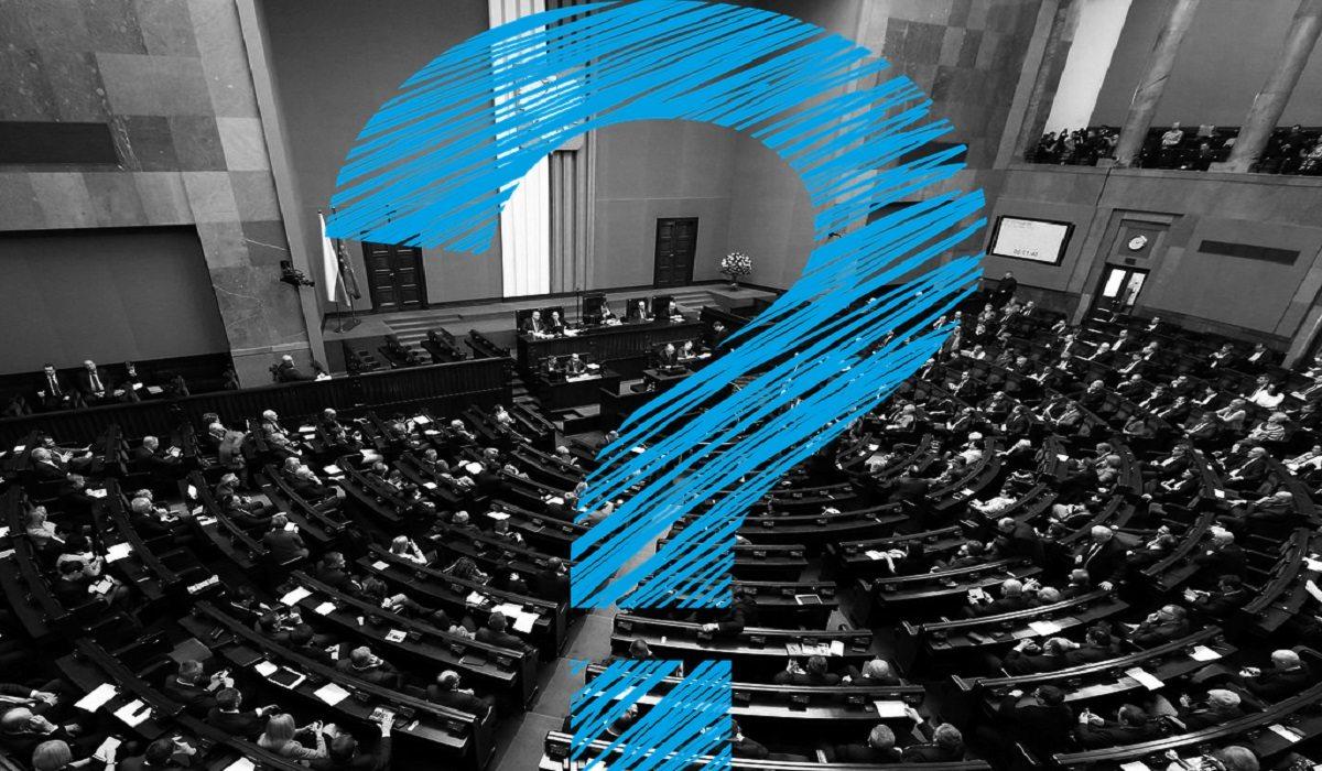 Media o nich milczą. Nowa partia w Sejmie zmieni wszystko!