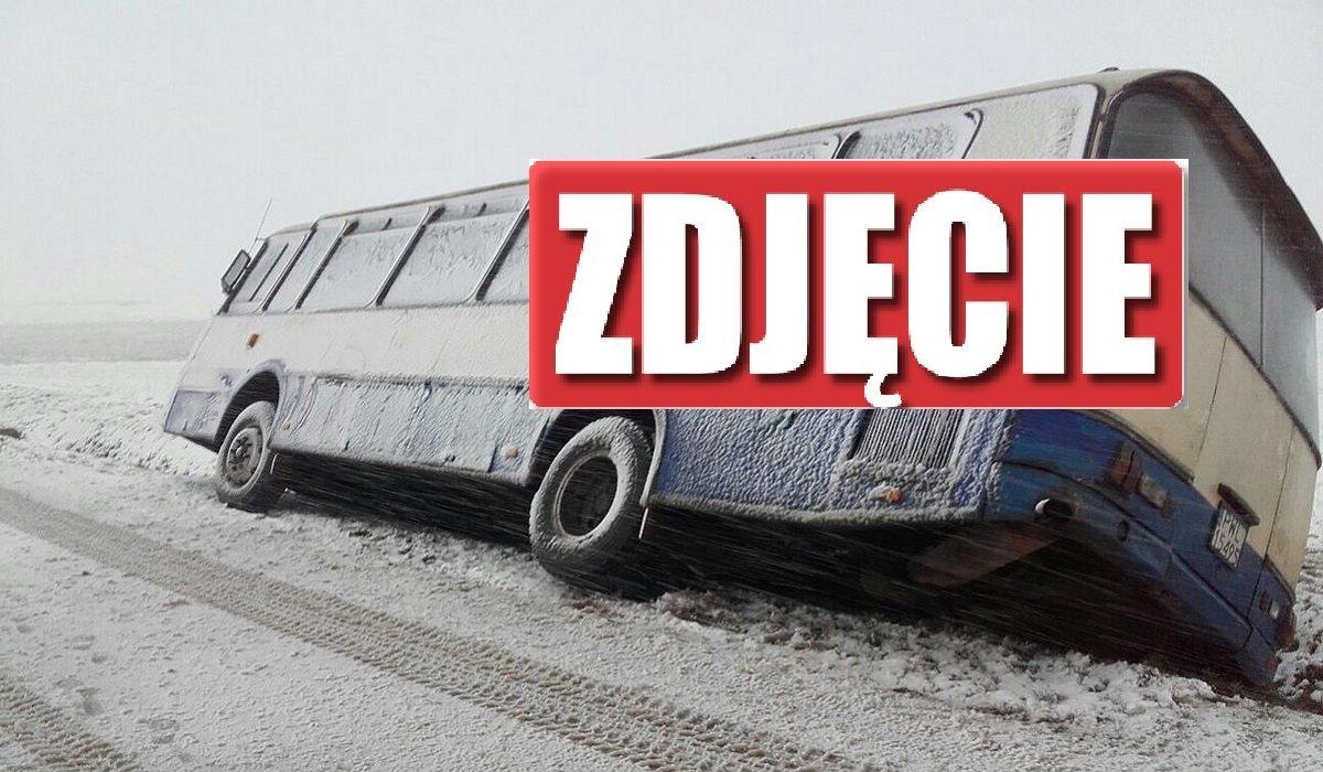 Orkan Friederike sieje spustoszenie w Polsce! Autobusy przewraca jak zabawki