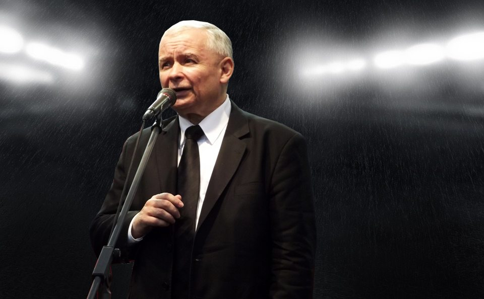 Cała Polska przypomina słowa Kaczyńskiego z '91. Groza i przerażenie