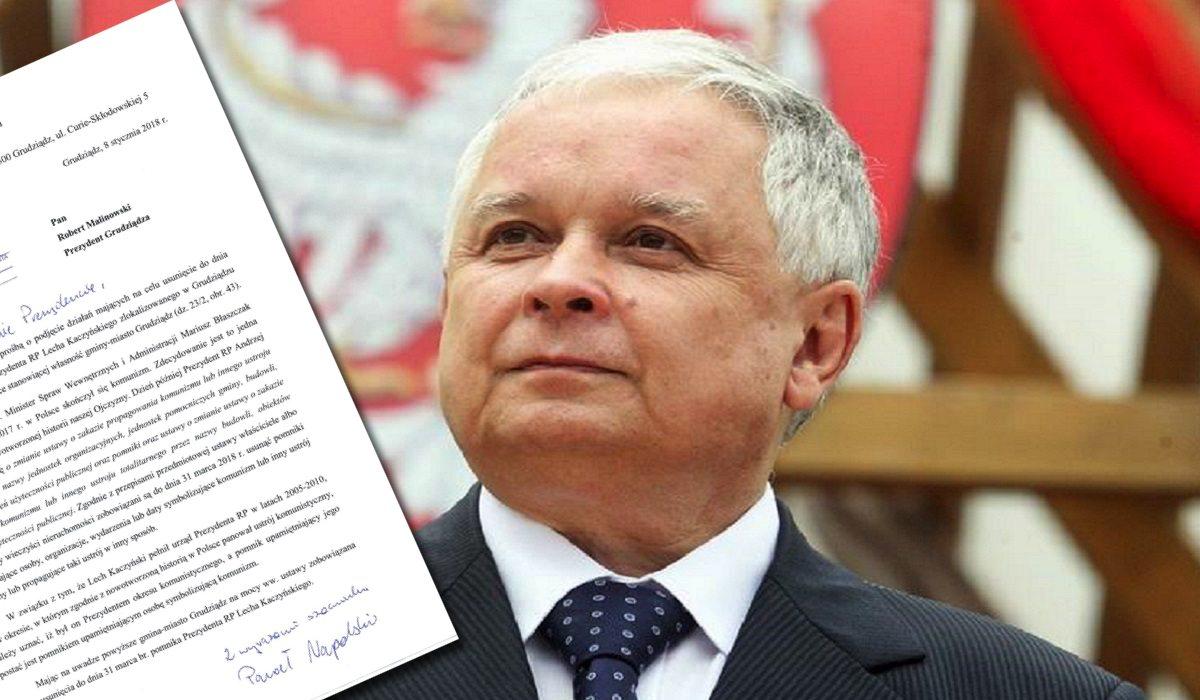 """Polska zamarła. Opublikowano szokujący dokument: """"Lech Kaczyński był komunistą i..."""""""