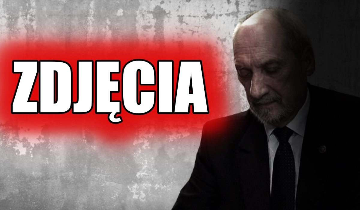 Dramat! Macierewicz o krok od śmierci w Warszawie