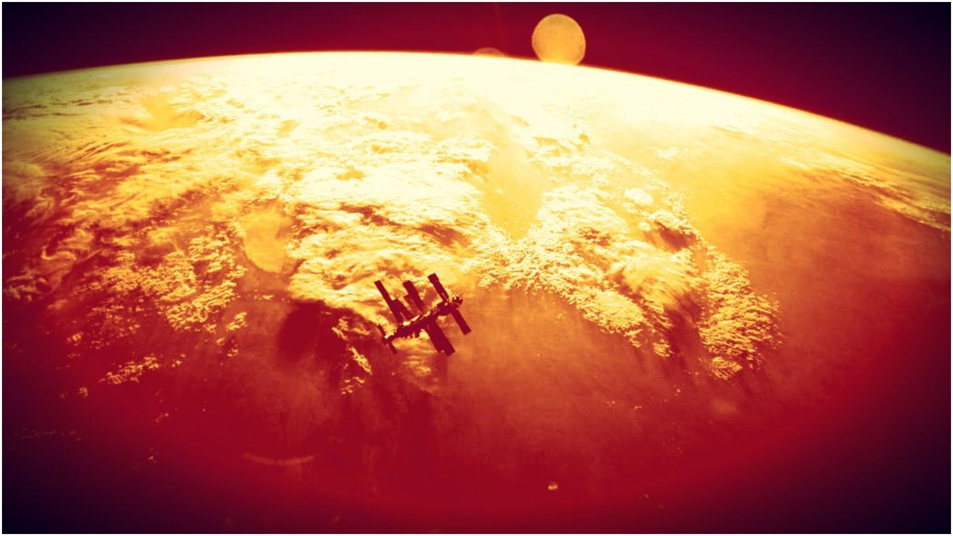 Ludzkość czeka KATASTROFA. Niebawem o Ziemię rozbije się ogromna stacja kosmiczna