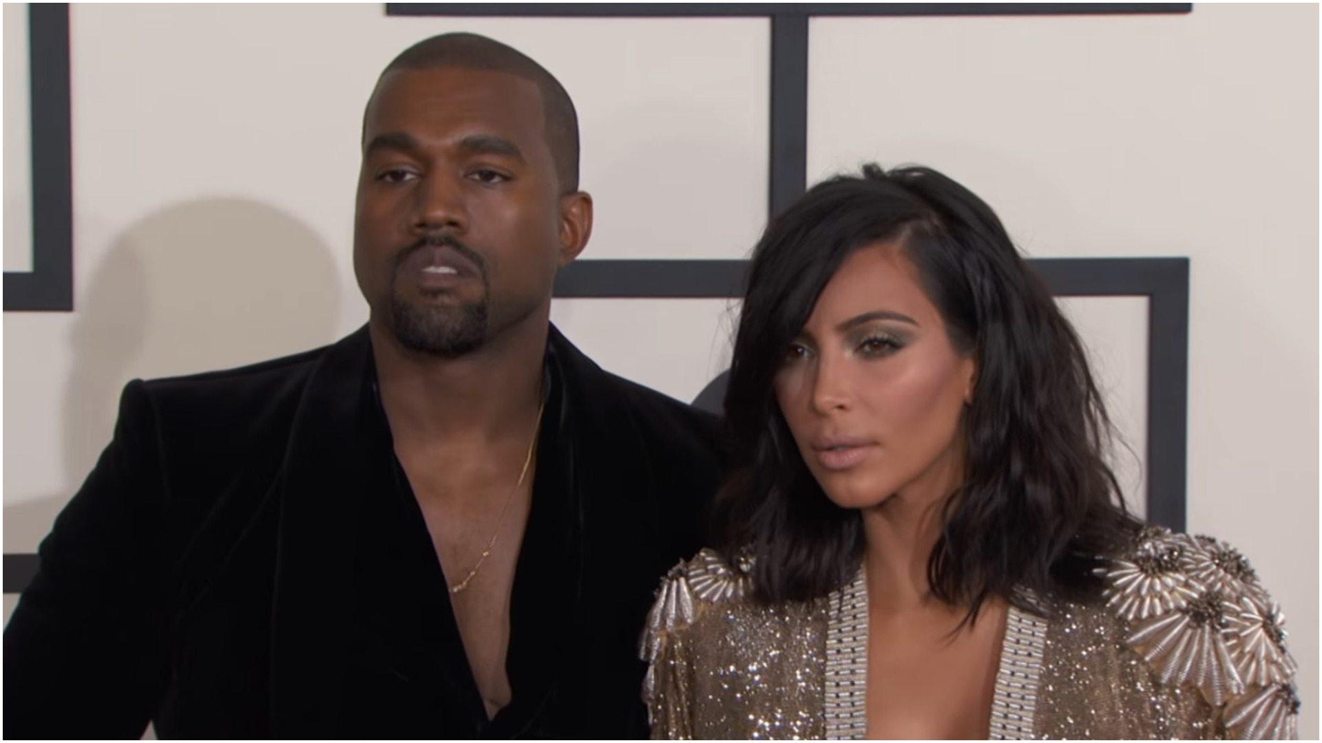 Koszmar! Kanye West i Kim Kardashian w szpitalu, jest bardzo źle