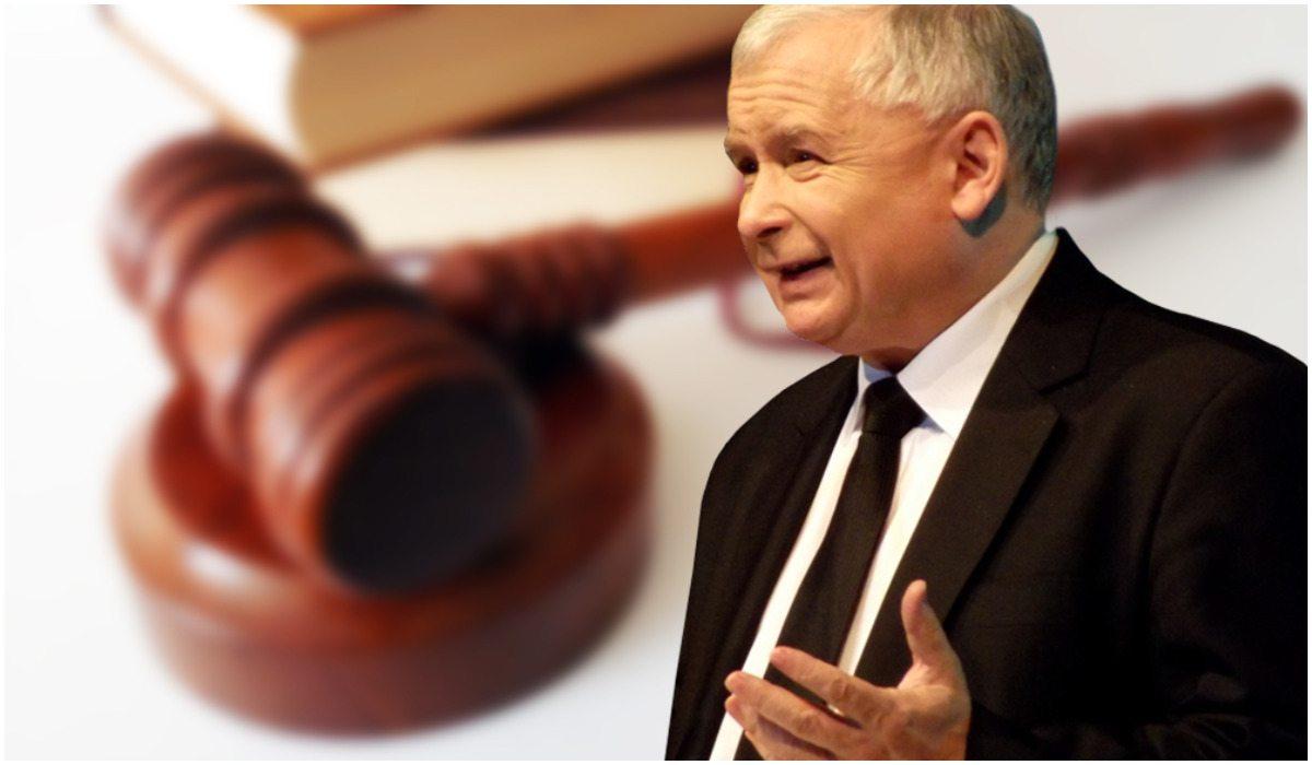 SZOKUJĄCA decyzja sądu ws. Obywateli RP! Kaczyński płonie