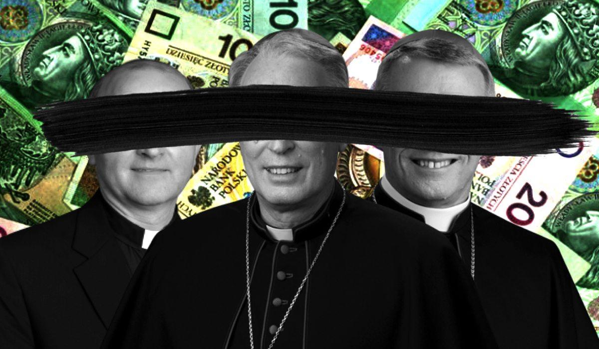 Ile zarabiają księża? Ujawniamy szokującą LISTĘ, prawda powali Was na kolana!