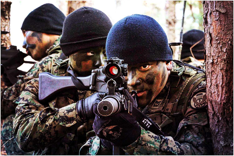 """Europejskie państwo Zachodu gotuje się do wojny! """"Obrona Totalna"""""""