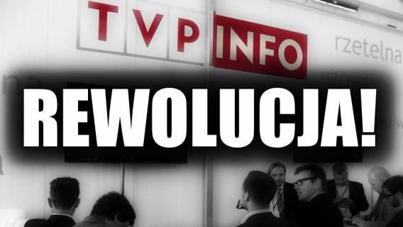 Wielka REWOLUCJA w TVP Info! Na antenie nie zobaczymy już...
