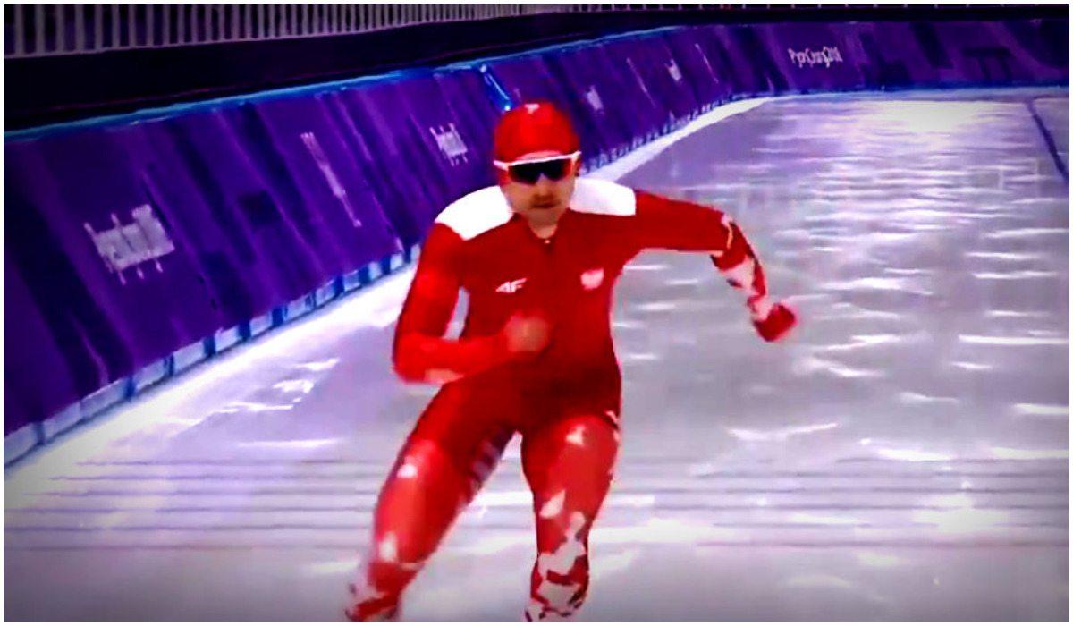 Dramat Polaka na Olimpiadzie. W jednej sekundzie jego marzenia legły w gruzach