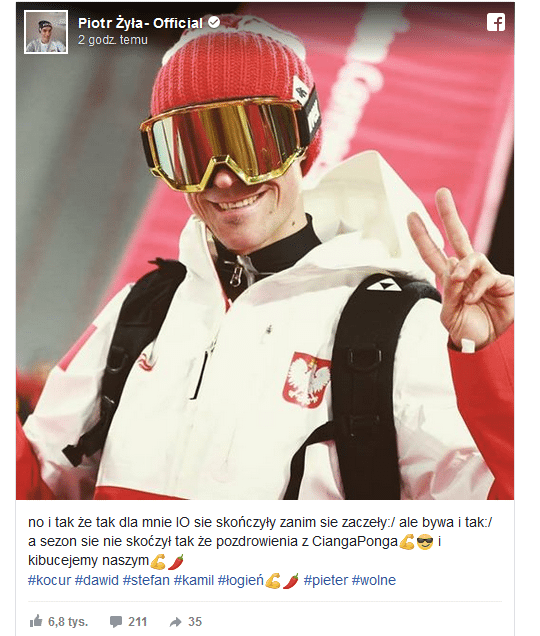 W internecie zawrzało po wyznaniu żony wybitnego skoczka narciarskiego. Wiele osób zastanawia się, kim jest kochanka Piotra Żyły. Pojawiła się informacja, że to wielka gwiazda Polsatu. Ujawniamy, o co tak naprawdę chodzi.