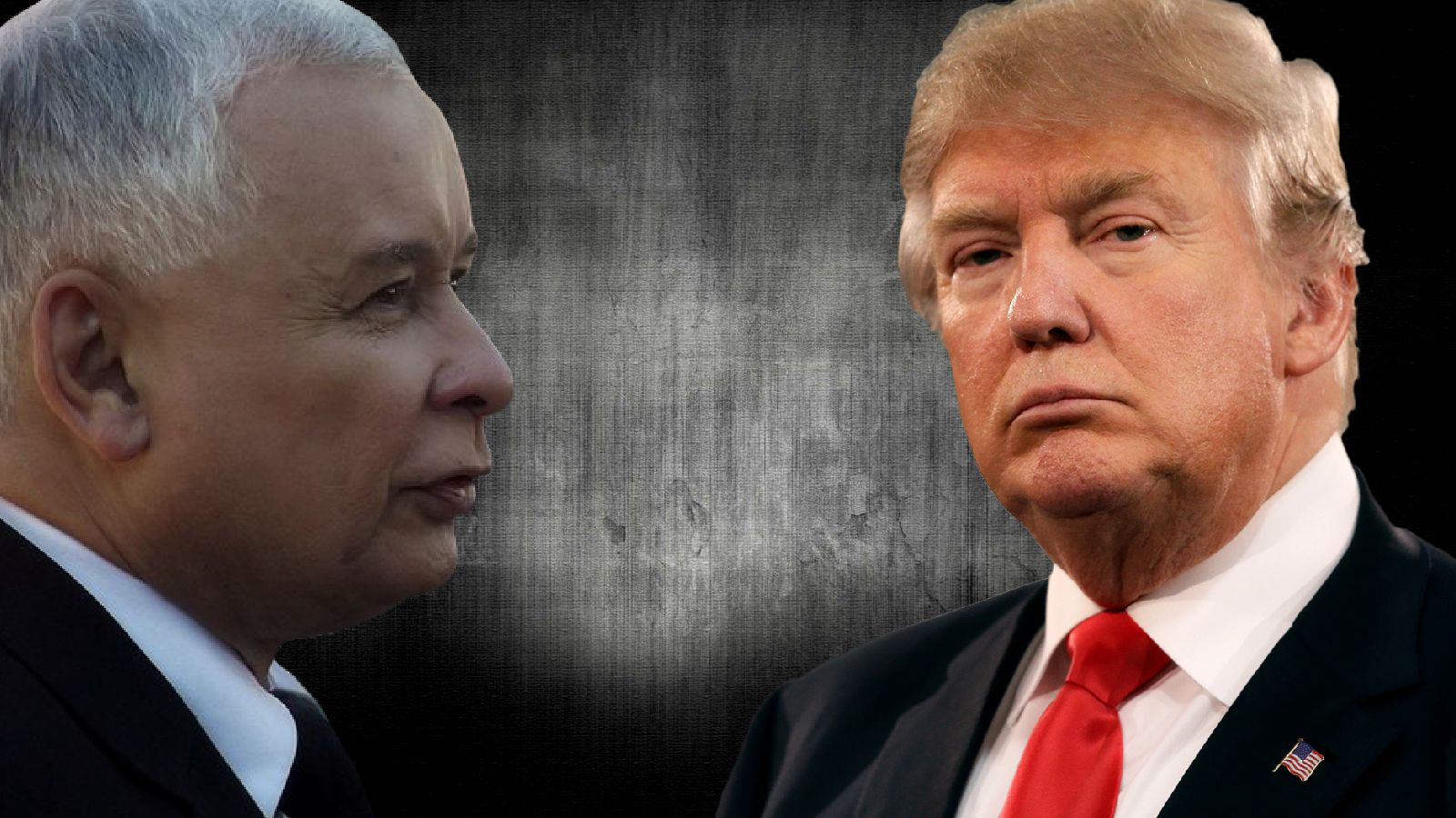 NIEWIARYGODNE! Trump to nowy WRÓG Kaczyńskiego