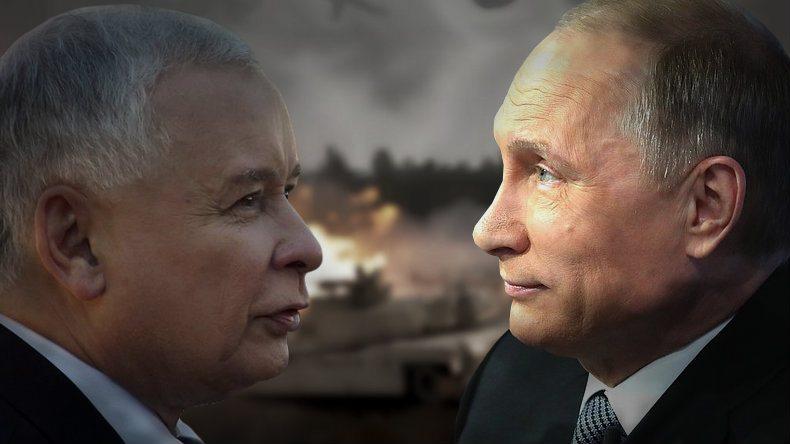 Międzynarodowe media: Rosja szykuje się do wojny, a Polska...