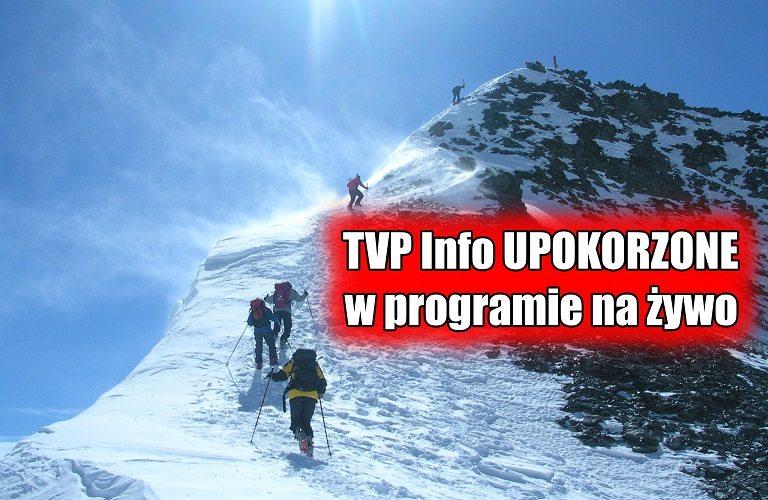 TVP Info zadzwoniło do Polaków na K2. Odpowiedź? MIAŻDŻĄCA