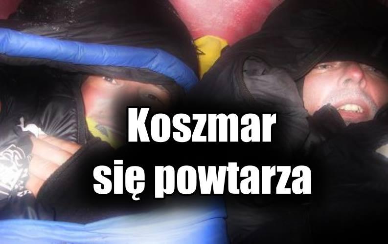 Polacy na K2 błagają o ratunek. Pakistańczycy odmówili, koszmar się powtarza