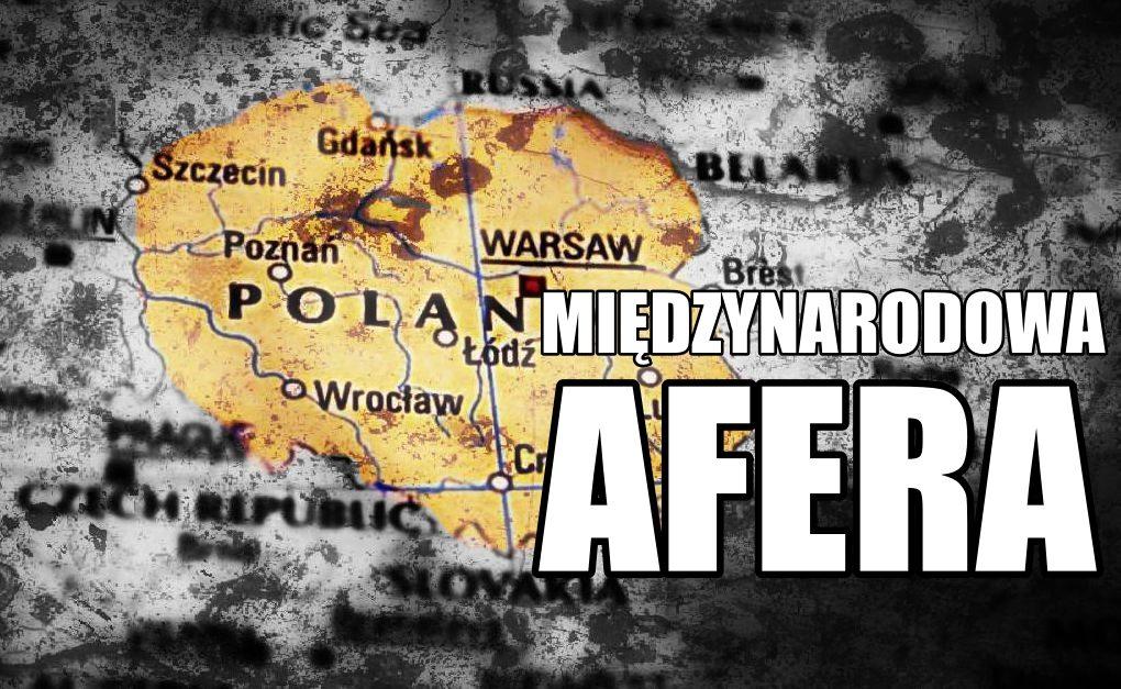 Nóż w plecy od sąsiada Polski! Ustawa o polskich katach narodów