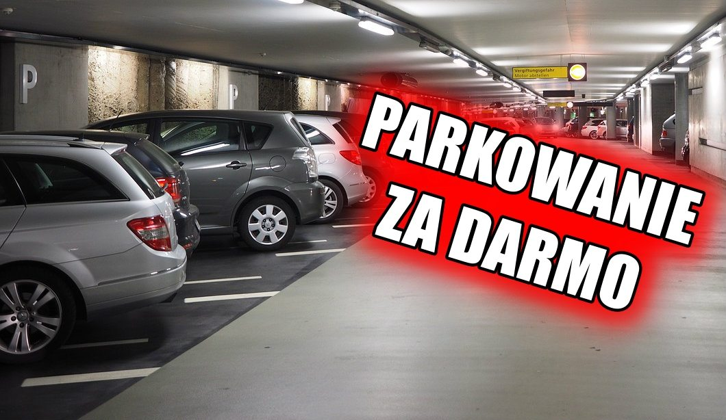 Chcesz parkować za darmo? Wystarczy ta naklejka na szybie