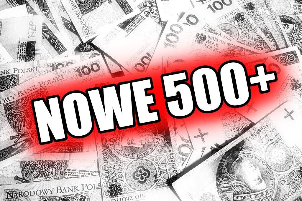 Rząd da NOWE 500 plus. Nie za dzieci, zobacz za co