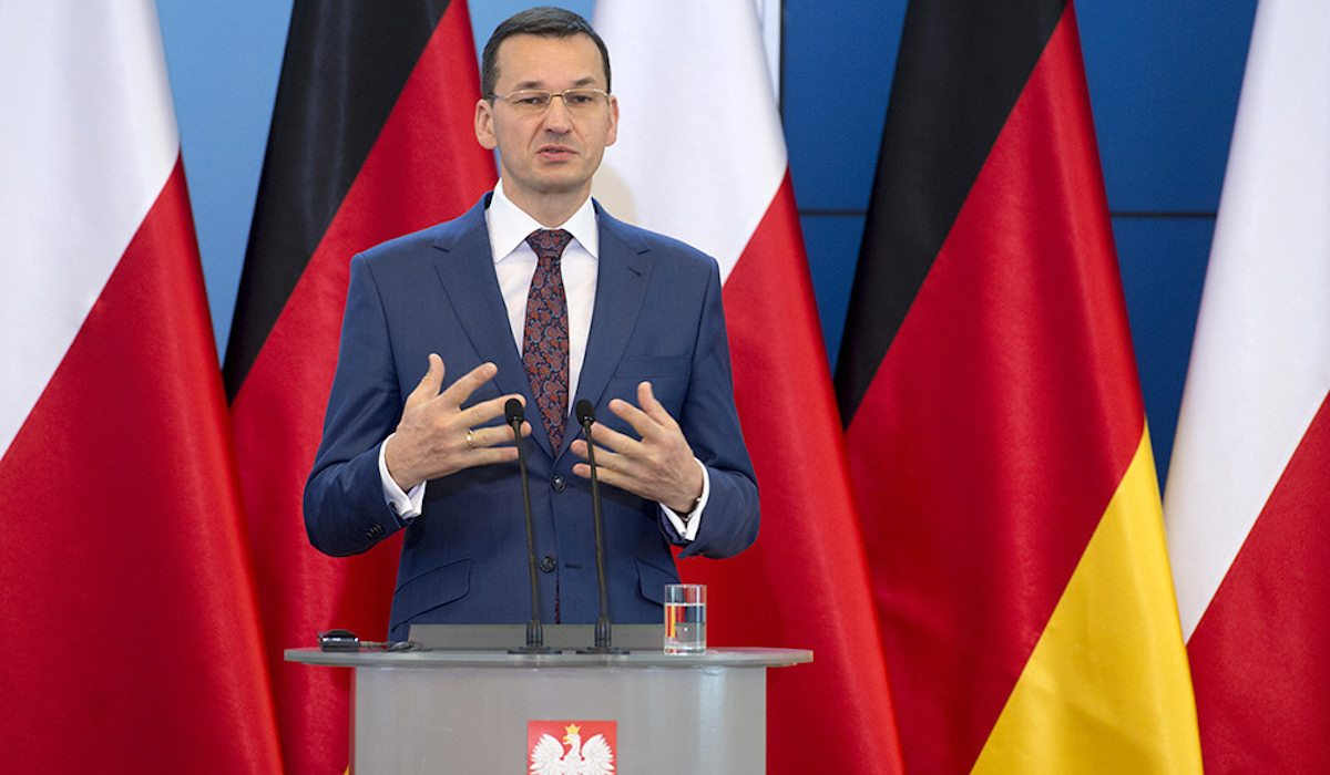 Cieszycie się? Morawiecki zapowiada gigantyczne zmiany na polskich granicach