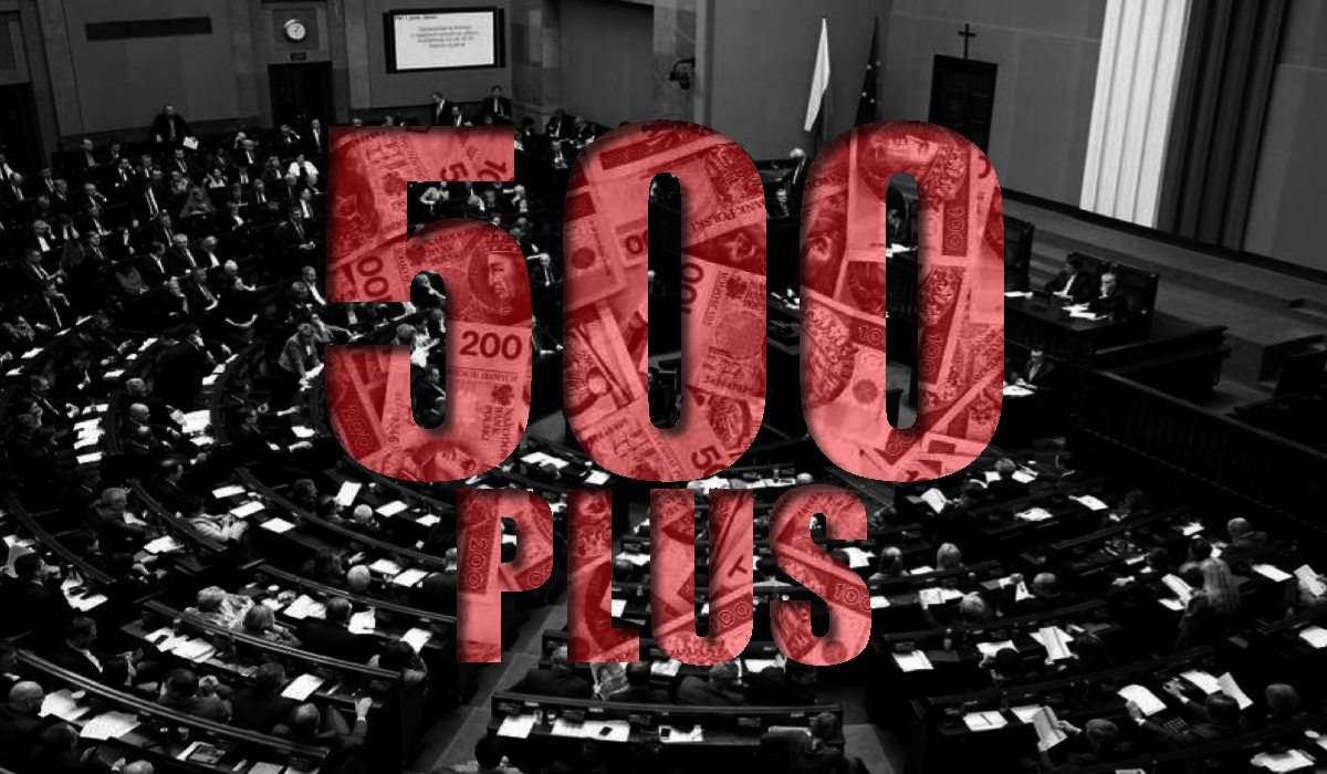 Złe wieści o 500 plus. Rząd musi się z tym pogodzić
