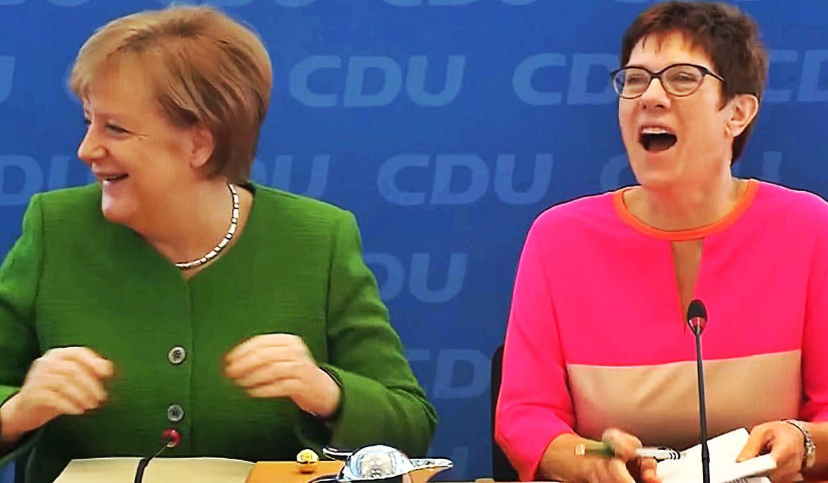 Nie Schulz. Merkel ogłosiła swoją następczynię - zapamiętajcie to nazwisko