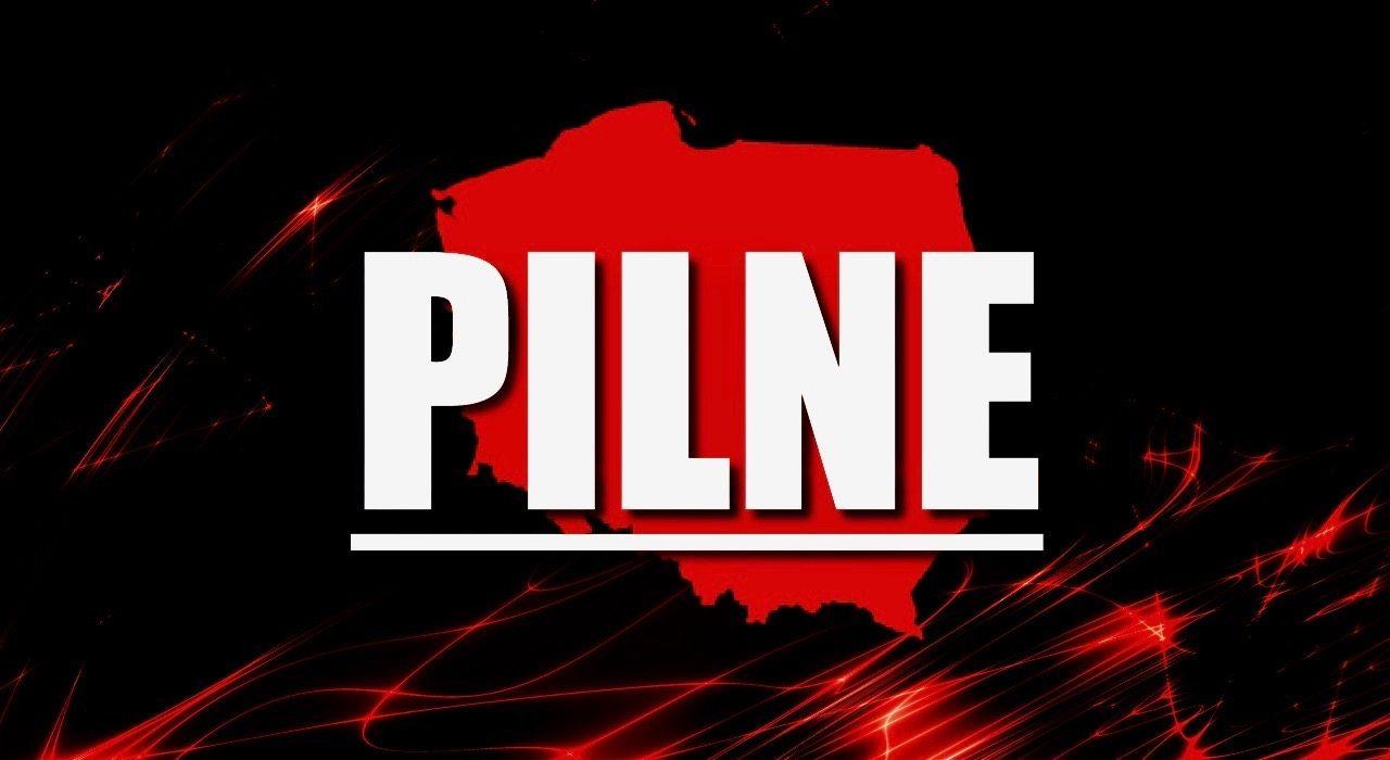 Co się dzieje?! Kolosalny pożar w Warszawie