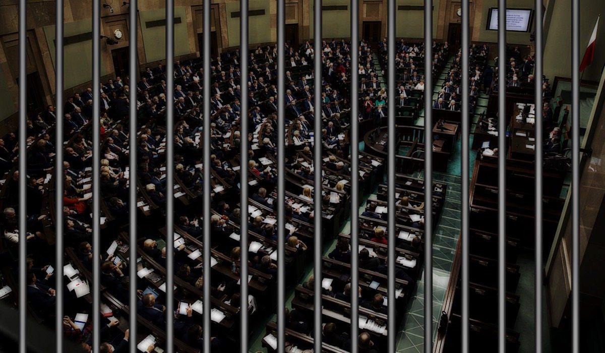Rekordzista! 102 zarzuty dla polskiego posła