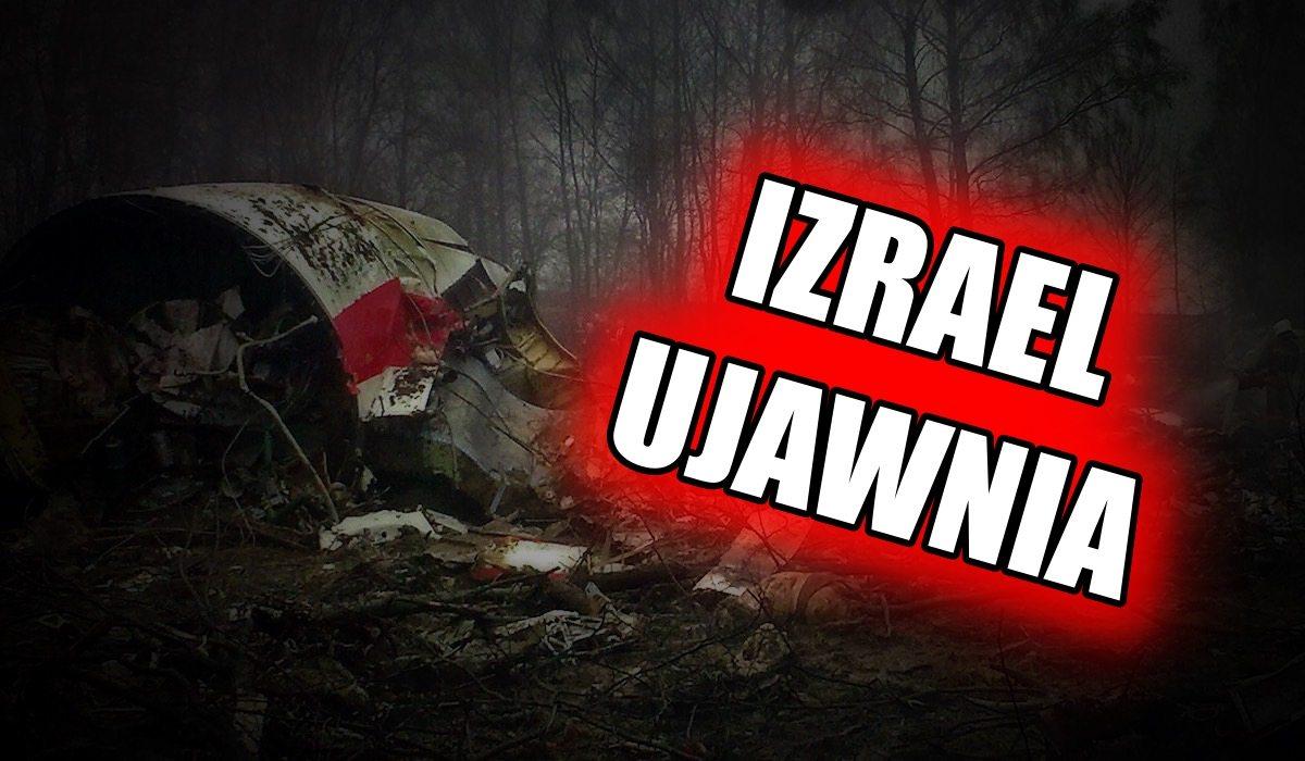 """Izrael ujawnił: """"Lech Kaczyński i jego żona zostali ZABICI"""""""