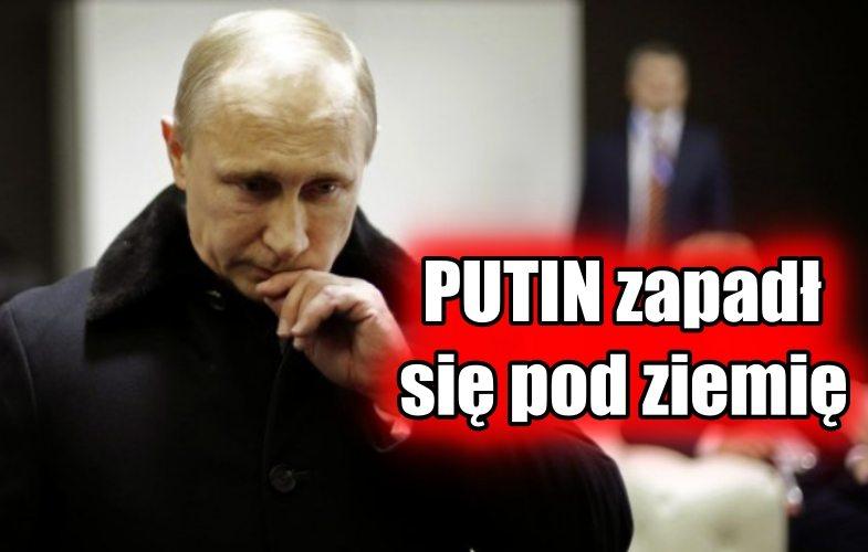 Wiemy, dlaczego naprawdę zniknął Putin! To nic dobrego