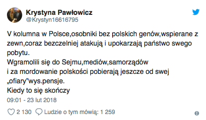 Terlikowski, prawica