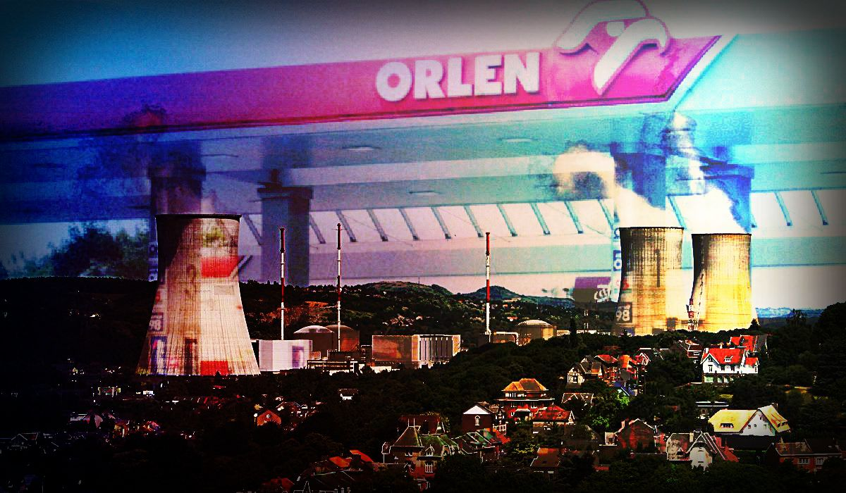 Opcja atomowa w Orlenie! Wiemy czemu prezes stracił pracę