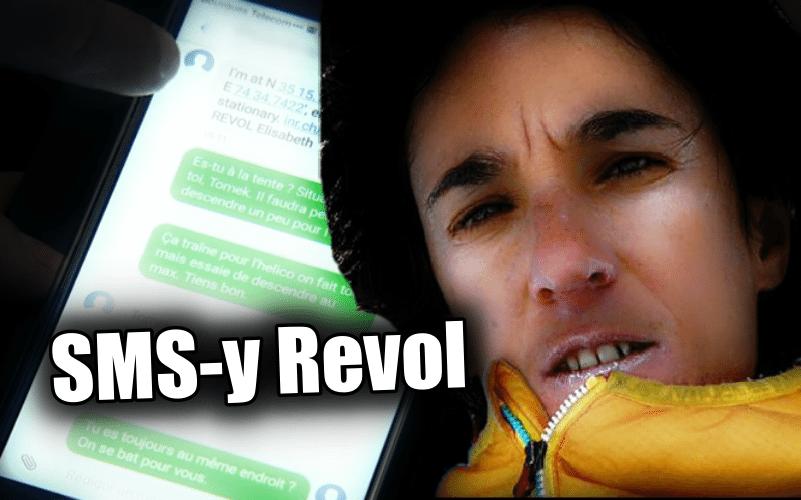 Mamy SMS-y Revol! O tym pisała przed zostawieniem Mackiewicza