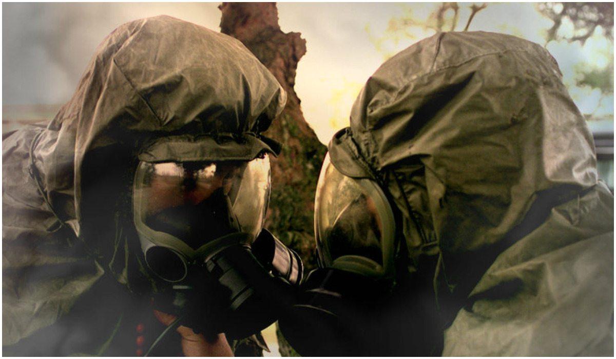 Atak na cywilów! Użyto gazu chlorowego