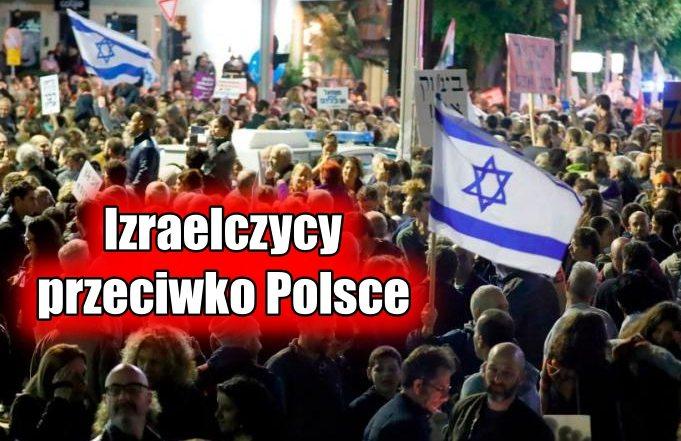 Protestujący wdarli się do polskiej ambasady w Tel Awiwie!