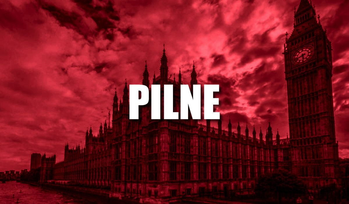 Wielka Brytania wstrzymała oddech. Parlament ewakuowany