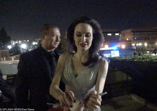 Angelina Jolie nawrót anoreksji