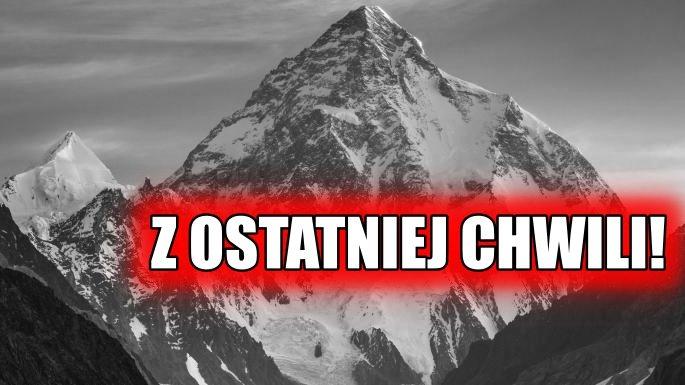 Tragiczny wypadek na K2! Polak już nie wejdzie na szczyt