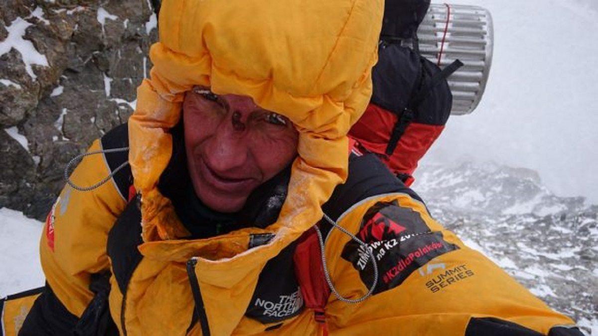 """Urubko po halucynacjach zniknął z bazy na K2. """"Wyszedł bez słowa"""""""