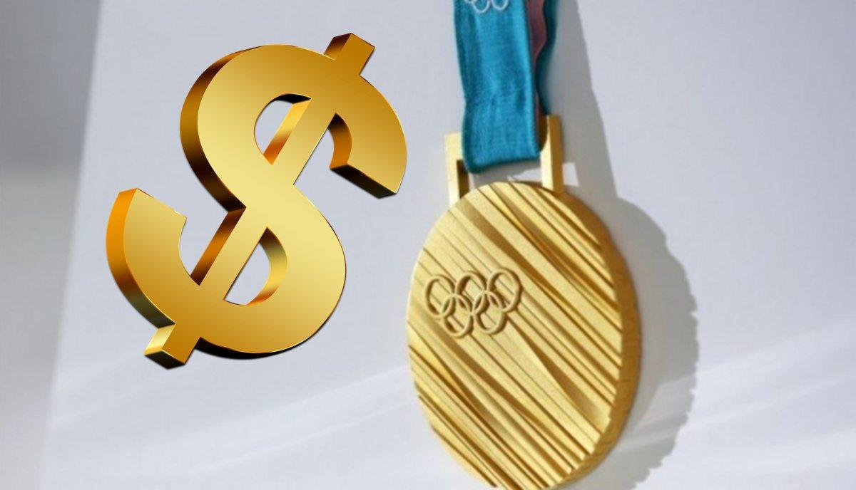 Wszyscy chcą to wiedzieć. Ile pieniędzy za medal dostają Olimpijczycy?