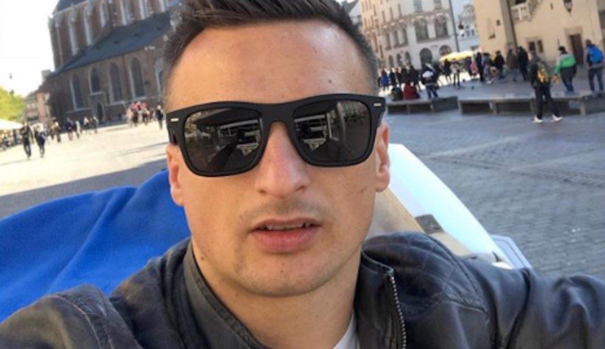 """NAWALONY Peszko udziela wywiadu. """"Nie przerywaj mi, jak polewam"""""""