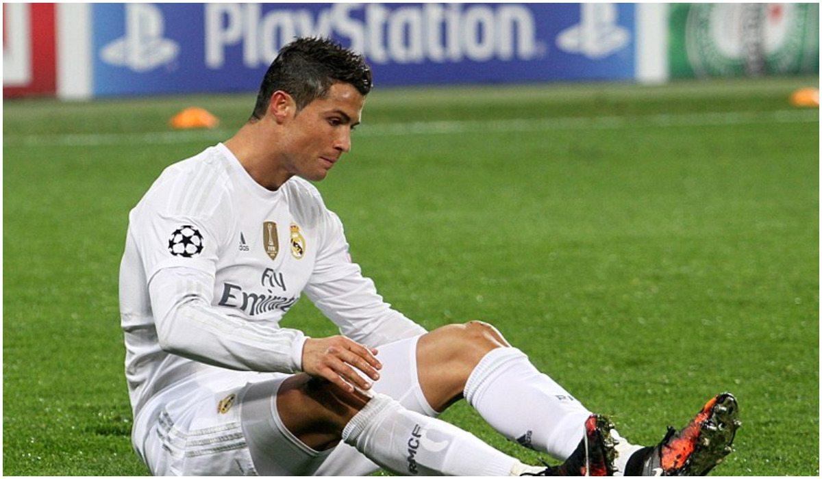 """Mila miażdży Cristiano Ronaldo. """"Głowa nie służy do..."""""""