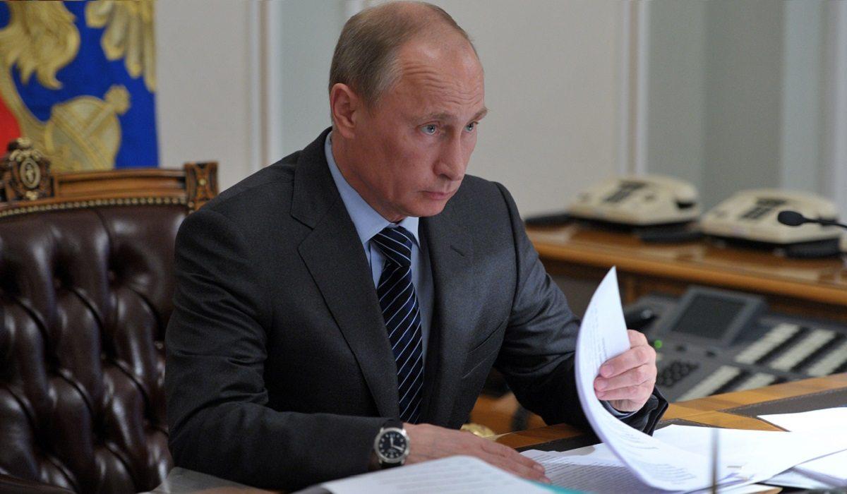 Samozwańczy prezydent chce OBALIĆ Putina. Odbuduje ZSRS