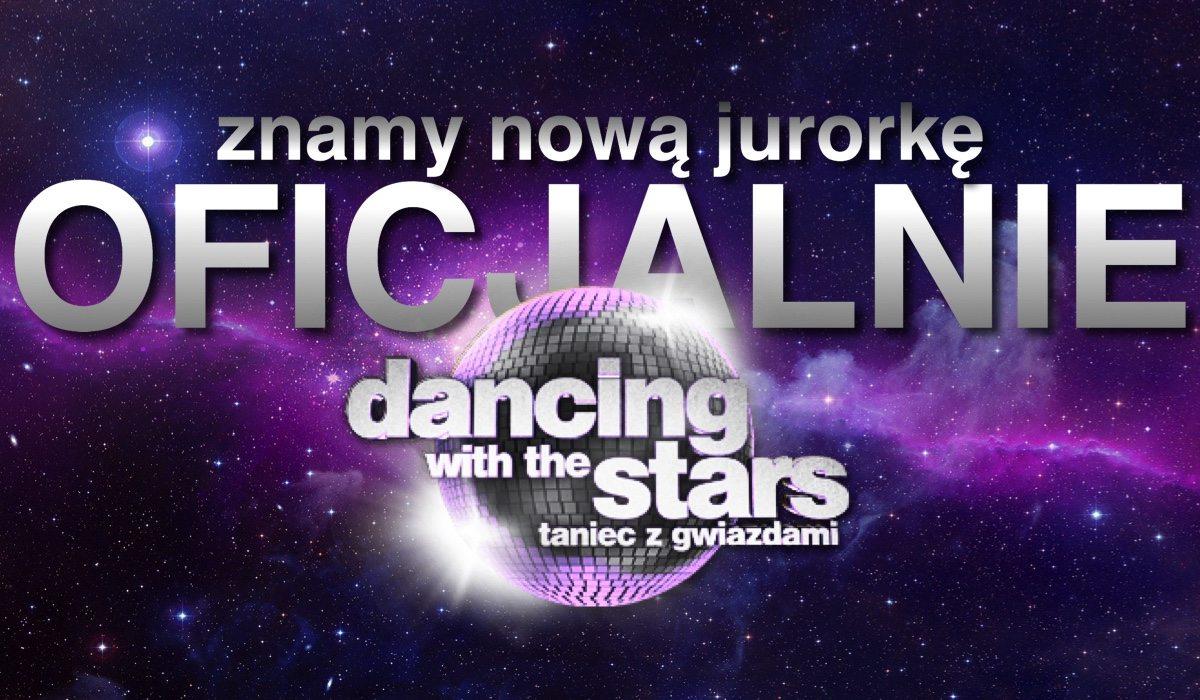 """Jest zaskoczenie. Znamy nową jurorkę """"Tańca z Gwiazdami"""""""