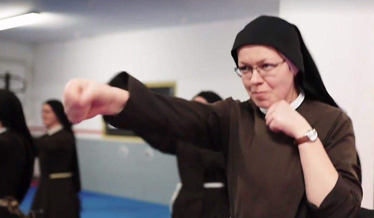 Będzie ostro. Polskie zakonnice ćwiczą sztuki walki