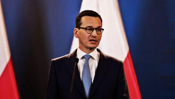 Gazeta Wyborcza pochwaliła się wywiadem z Morawieckim, którego... nie było