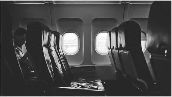 Pożar samolotu! 144 osoby na pokładzie