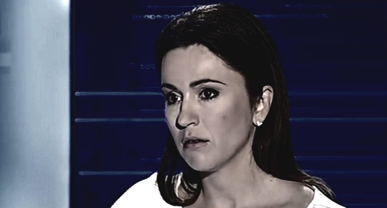 Beata Tadla nie wytrzymała! Na oczach dziennikarzy usiadła w kącie i zaczęła płakać