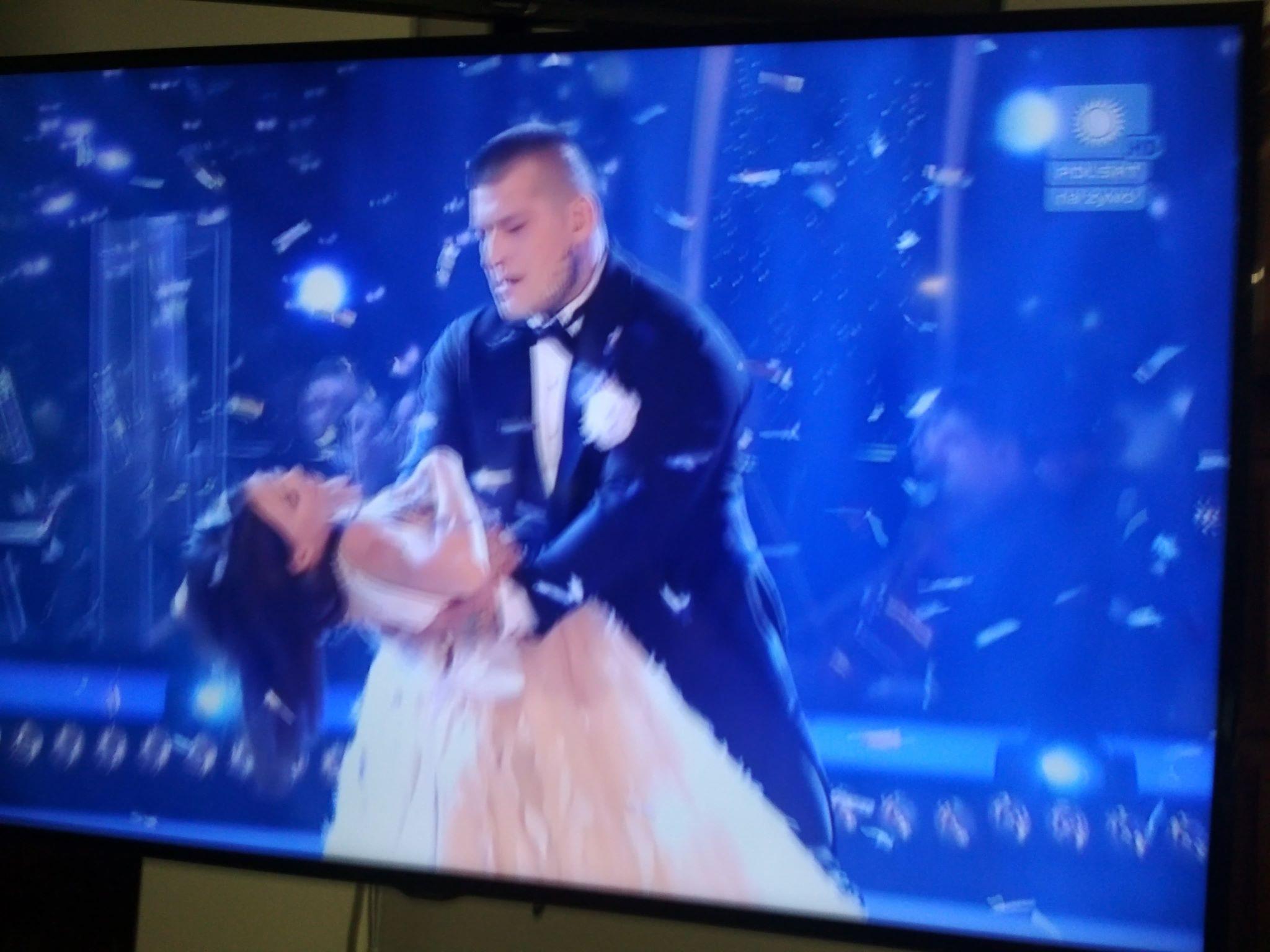 Taniec z gwiazdami Popek