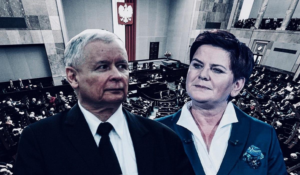Zemsta i nóż w plecy! Beata Szydło poniżyła Kaczyńskiego