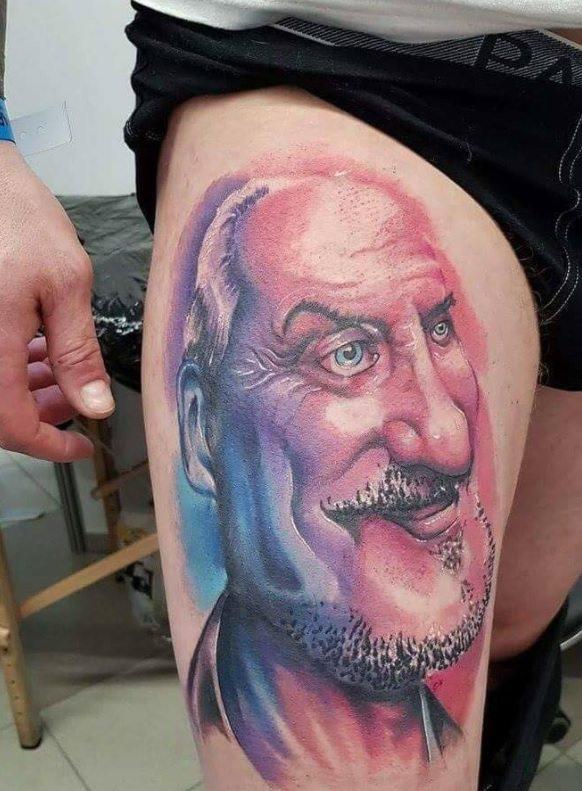 tatuaż Maierewicza