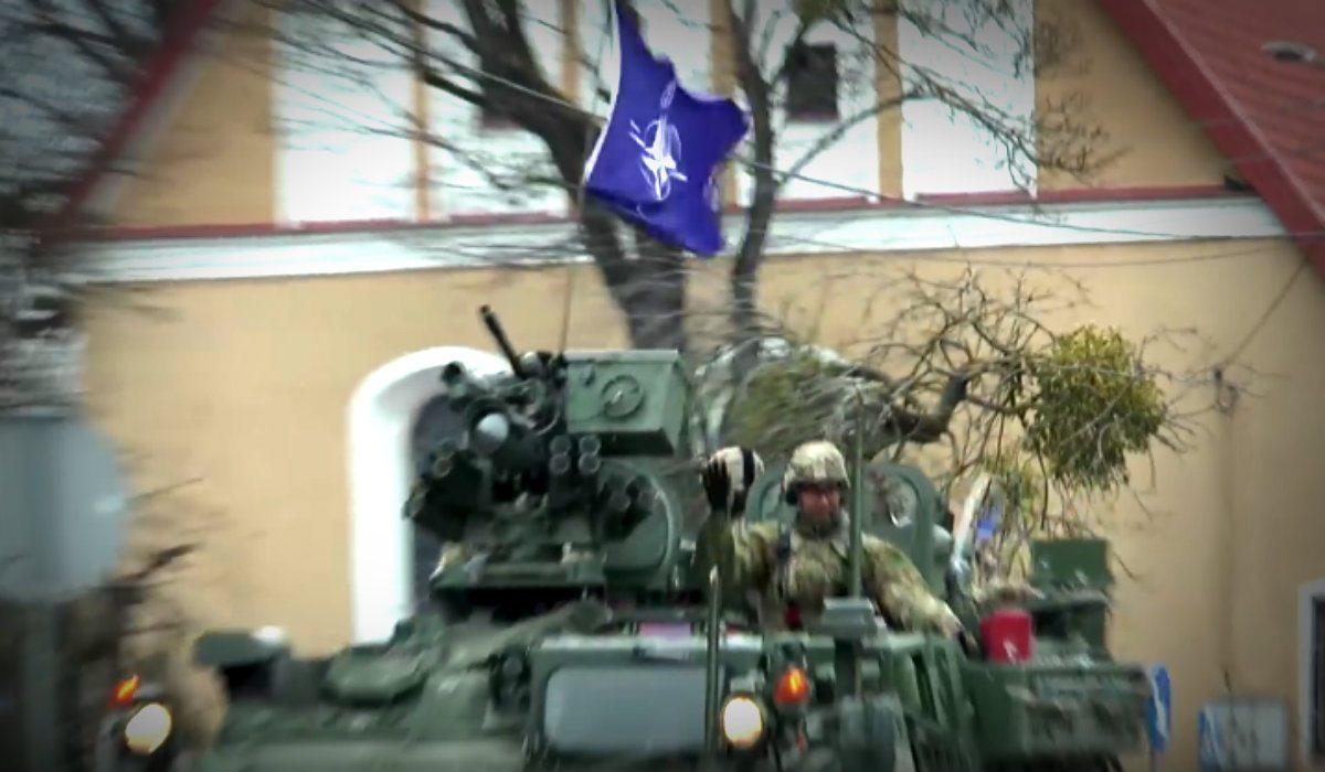 Koszmar. W razie wojny z Rosją NATO bezbronne jak dziecko